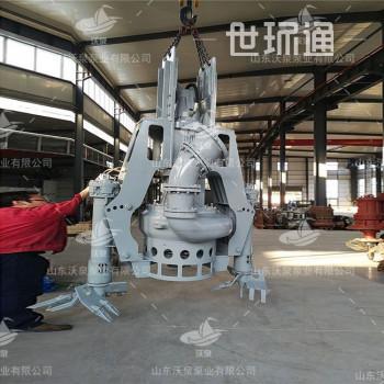 单三相全自动污水泵排污泵 污水提升泵 防堵潜水泵泥浆泵