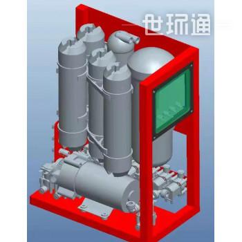 商用配套长效滤芯智能净水器100-200G