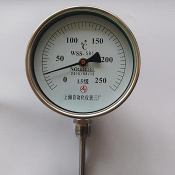 WTZ-280电接点压力式温度计