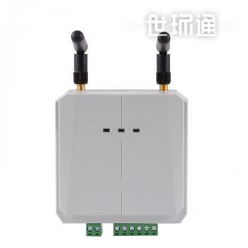 安科瑞新品无线测温收发器ATC600 导轨安装220V电源 无线采集接收器厂家