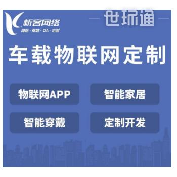 车载物联网定制人工智能家居APP开发农业数据对接技术公众号小程序制作-析客网络
