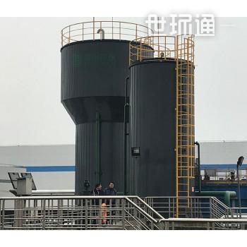 高效脱氮生物反应器